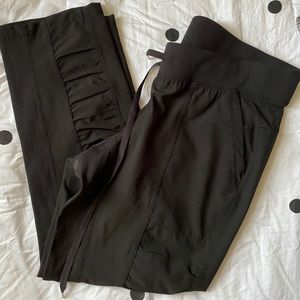 Ideology active pants with pockets front and back